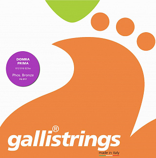 Струны для домры GALLI STRINGS FG017