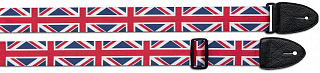 РЕМЕНЬ STAGG STE FLAG UK