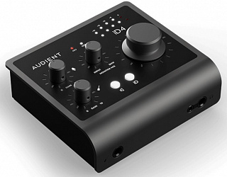Аудиоинтерфейс AUDIENT ID4 MKII