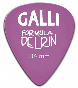 Медиатор GALLI STRINGS D51P