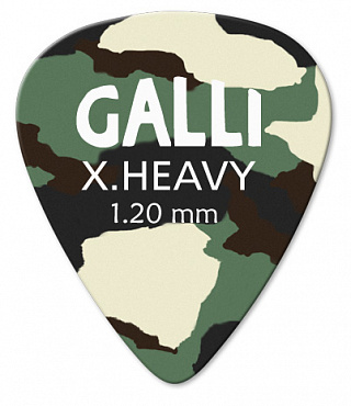 Медиатор GALLI STRINGS C8XH