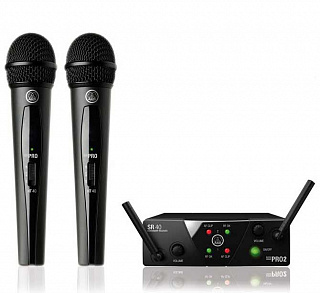 Радиосистема AKG WMS40MINI2VOCAL ISM2/3