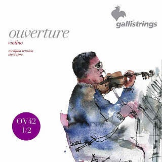 Струны для скрипки GALLI STRINGS OV42
