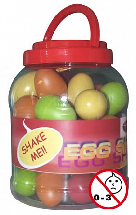 ШЕЙКЕР STAGG EGG-BOX1(1 ШТ)